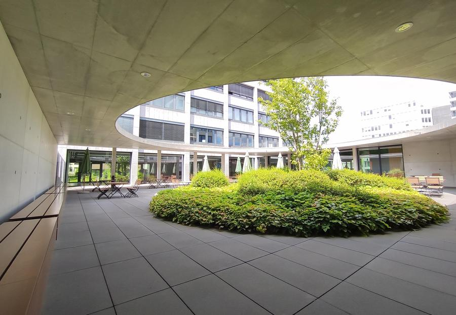 GFT Corporate Center in Stuttgart